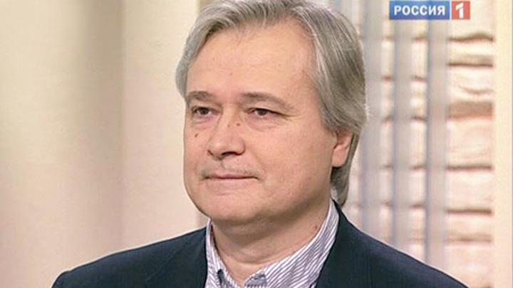 Профессор Московского гуманитарного университета Алексей Юрьевич Скопин
