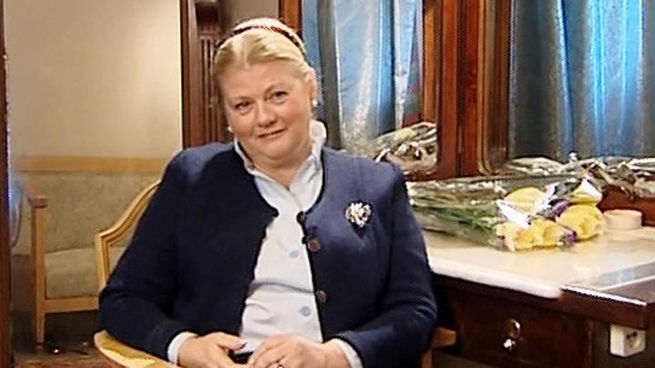 Юбилей Ирины Муравьевой