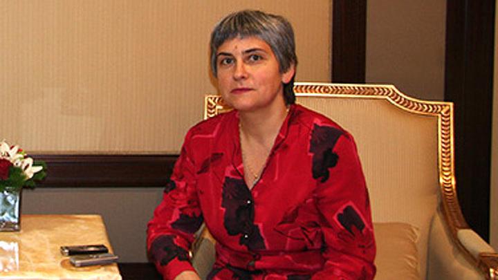 Супонина Елена Владимировна - журналист, арабист, политолог, руководитель Центра Азии и Ближнего Востока Российского института стратегических исследований