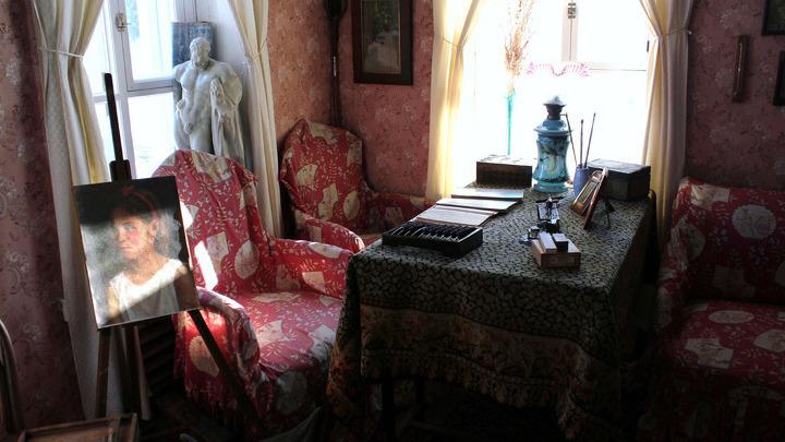 МЕЛИХОВО. Знаменитая «светелка» Марии Павловны вновь «ожила»…
