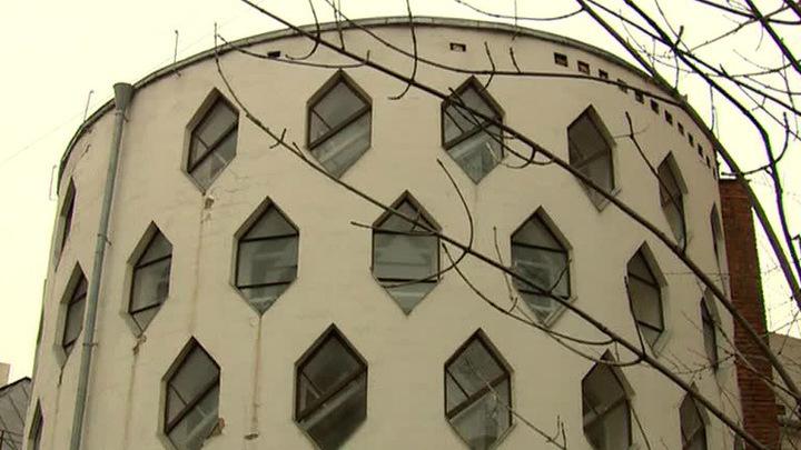 В столице открывается для посещения экспериментальный Дом Константина Мельникова