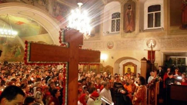 Праздник Пасхи на Святой Земле