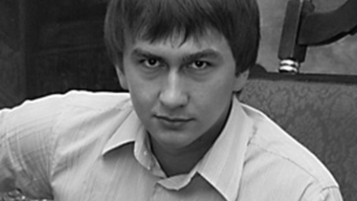 Воскресный папа. Руслан Черкашин и Ксения Ефимова