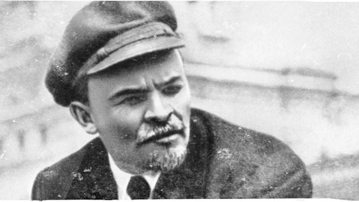 Профилактика. Владимир Ленин