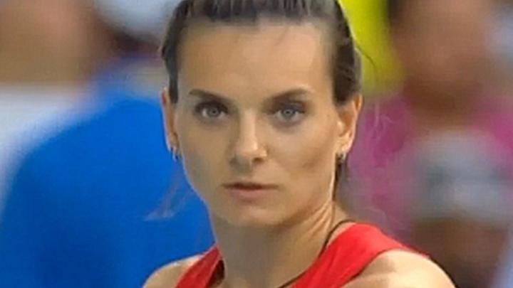 Исинбаева завершит спортивную карьеру после Олимпиады-2016 в Рио-де-Жанейро