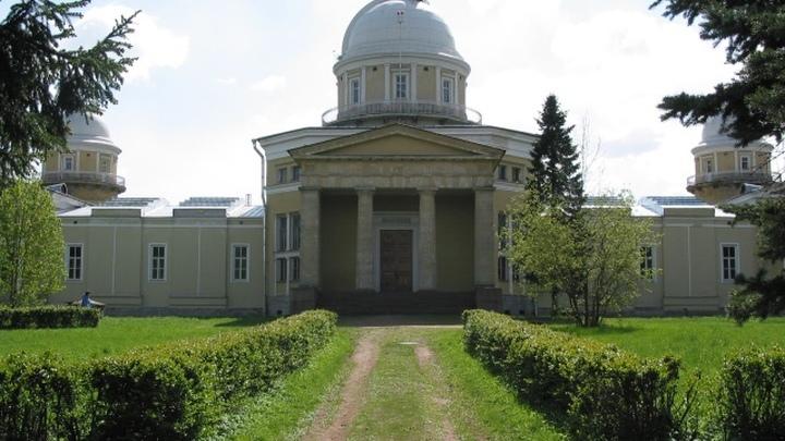 Начались работы по реставрации Пулковской обсерватории