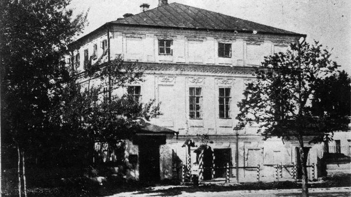 Дом фабриканта Савостьянова, ставший музеем…
