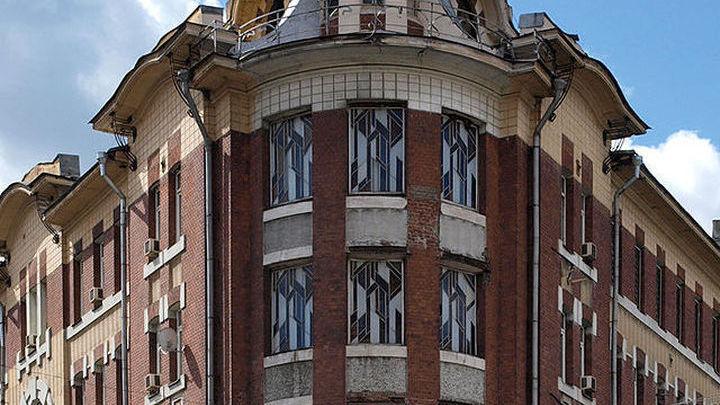 Дом дешевых квартир для одиноких Гаврилы Солодовникова