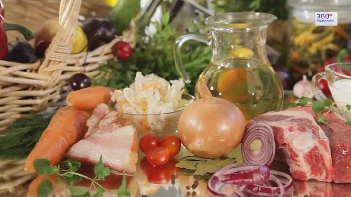 360 подмосковье вкусно рецепты щи скислой капустой