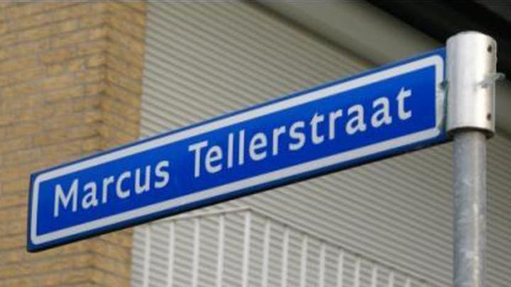 Улица в честь Маркуса Теллера