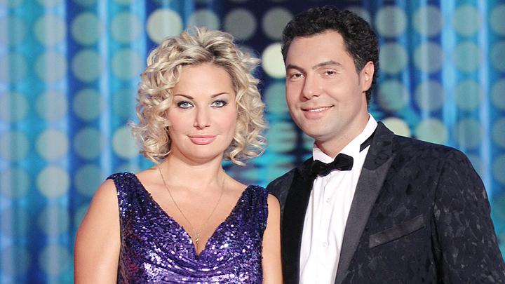 Мария Максакова и Евгений Кунгуров