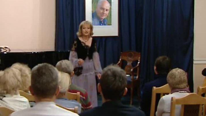 Традиционный вечер-концерт состоялся в библиотеке имени Вульфа