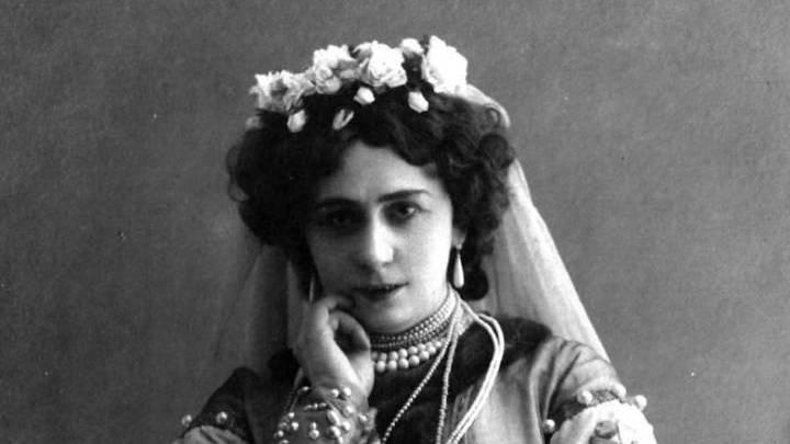 Антонина Нежданова, русская и советская оперная певица