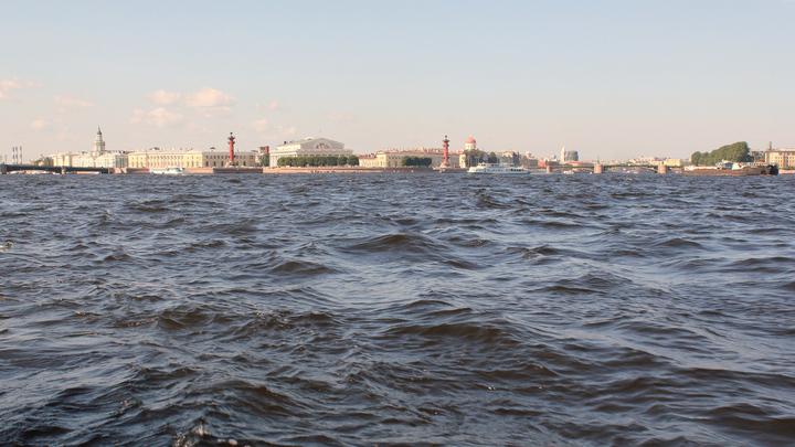Ни страны, ни погоста не хочу выбирать…Санкт-Петербург, стрелка Васильевского острова