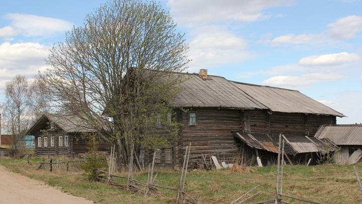 Норинская, место ссылки поэта с апреля 1964 по осень 1965 гг.