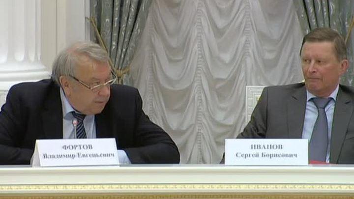 В Кремле проходит заседание Президентского совета по науке, технологиям и образованию