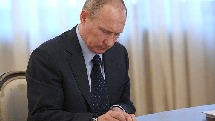 Путин утвердил план противодействия коррупции