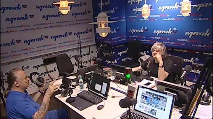 Студия Владимира Матецкого. Встреча с Владимиром Пресняковым-старшим