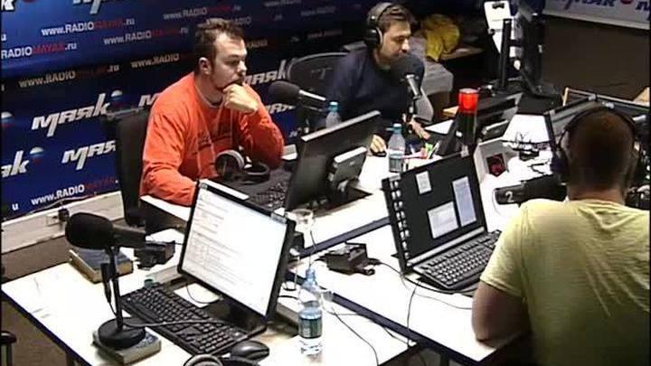Сергей Стиллавин и его друзья. Volkswagen Polo
