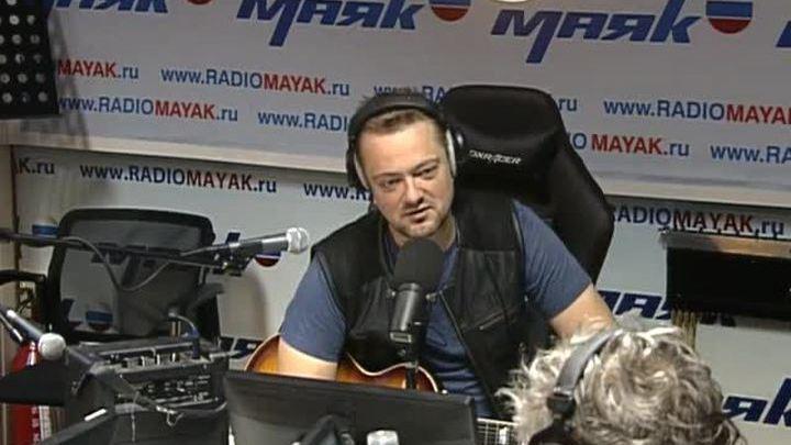 Студия Владимира Матецкого. Александр Пушной о гитарах и музыке