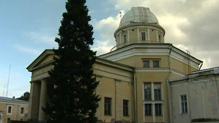 При реконструкции Пулковской обсерватории обнаружили распределительную арку