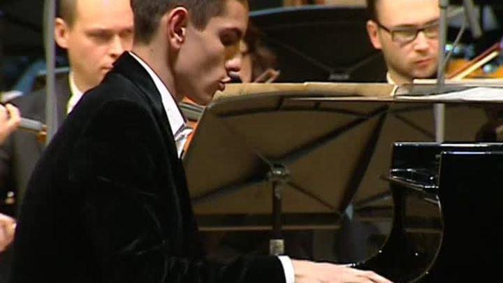 В Московской филармонии выступили лауреаты Конкурса пианистов имени Фридерика Шопена
