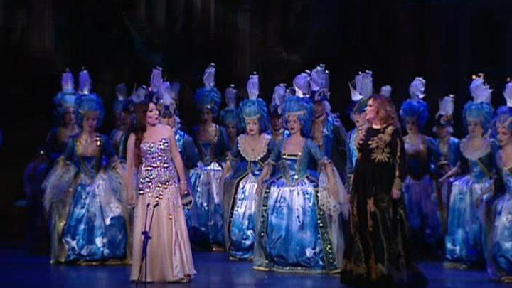 На Исторической сцене Большого театра состоялся оперный бал Елены Образцовой